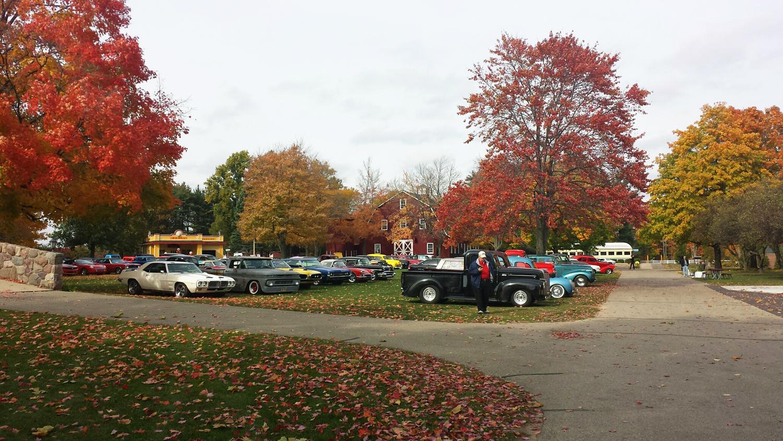 Gilmore Museum_Fall Color Tour