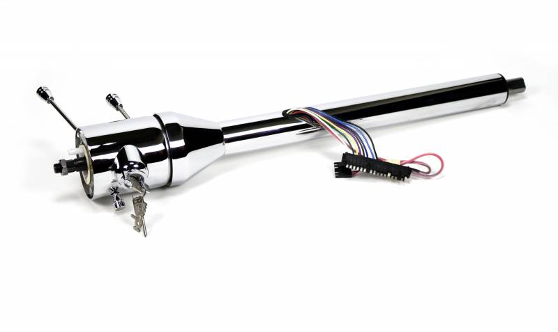 universal 35 u0026quot  tilt floor shift steering column with id