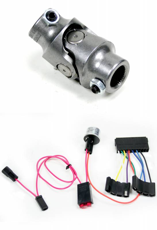 Strange Steering Column Installation Kit For 1963 64 Impala Kit Includes Wiring Database Gramgelartorg