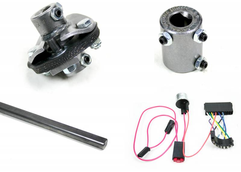 F167123205 steering column installation kit for 1963 65 nova 63 66 gm truck ididit wiring harness at virtualis.co