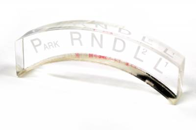 ididit  LLC - Indicator Acrylic 3 Speed Right Hand Drive