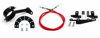 "ididit  LLC - Cable Shift Linkage-2"" GM Column - GM Transmission"