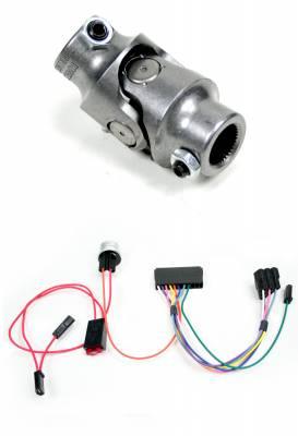 ididit  LLC - Installation Kit - 59-62 Impala - U/W