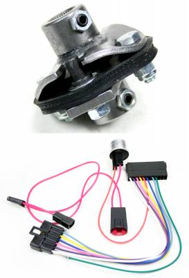 ididit  LLC - Installation Kit - 65-66 Impala Rear Steer RW 3/4-30