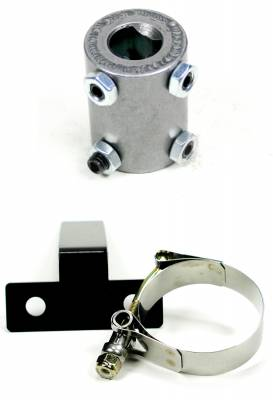 ididit  LLC - Installation Kit - 55-57 Chevy Floor Shift - C/F