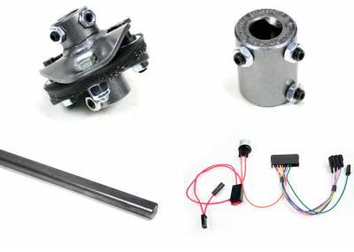 ididit  LLC - Installation Kit - 62 Nova/60-62 GM Truck-C/S/R/W - 3/4-30