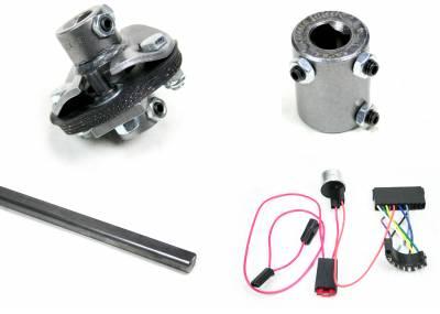 ididit  LLC - Installation Kit - 64-65 Chevelle/66 Chevelle CS CSRW