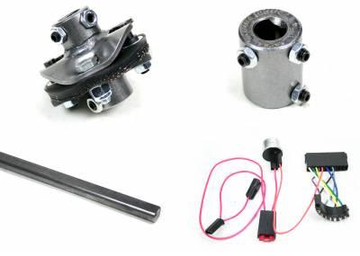 ididit  LLC - Installation Kit - 65 Chevelle/66 Chevelle CS CSRW 13/16-36