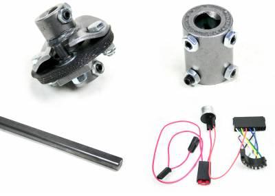 ididit  LLC - Installation Kit - 66 Chevelle Front Steer C/S/R/W - 3/4-36