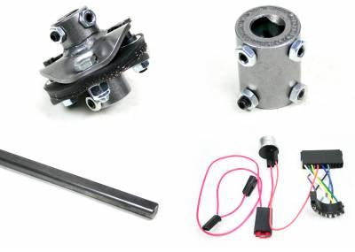 ididit  LLC - Installation Kit - 66 Chevelle Front Steer C/S/R/W -13/16-36