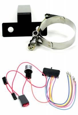 ididit  LLC - Installation Kit - 55 Chevy - F/W