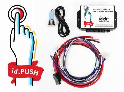 ididit  LLC - id.PUSH Basic Push Button Ignition System