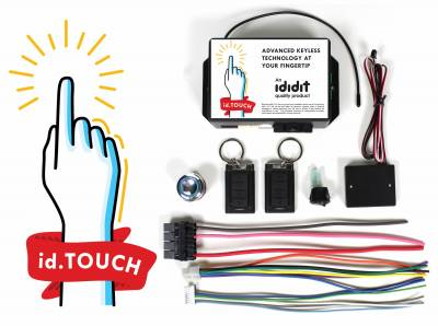 ididit  LLC - id.TOUCH Keyless Start Ignition System