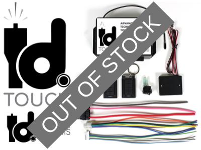ididit  LLC - IDIDIT Touch-N-Go Keyless Start Ignition System