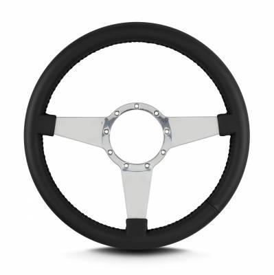 ididit  LLC - Lecarra Steering Wheel Mark4 Standard Black