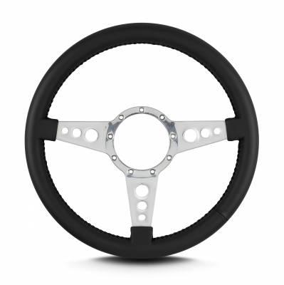 ididit  LLC - Lecarra Steering Wheel Mark4 GT Black