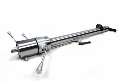 Retrofit Columns - Straight Column Shift - ididit  LLC - 1964-65 Chevelle GTO Straight Column Shift Steering Column - Steel