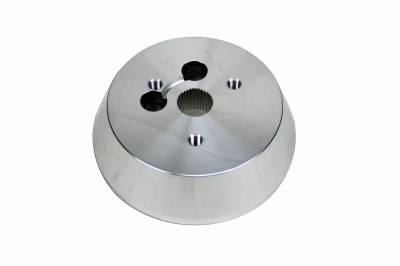 Accessories - Steering Wheel Adaptors - ididit  LLC - Adaptor 3 Bolt Polished