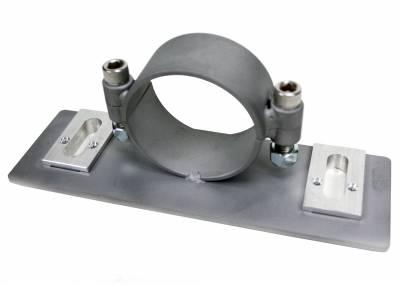 "Accessories - Column Drops & Underdash Mounts - ididit  LLC - Dash Mount Collapsible 2 1/4"""