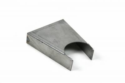 "Accessories - Column Drops & Underdash Mounts - ididit  LLC - Column Drop 4"" Steel Weld-On"