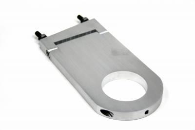 "Accessories - Column Drops & Underdash Mounts - ididit  LLC - Column Drop 5"" x GM 2 3/8"" 1932 Ford Brushed"