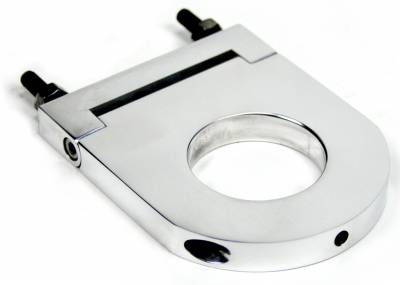 "Accessories - Column Drops & Underdash Mounts - ididit  LLC - Column Drop 5 1/2"" x 1 3/4"" Polished"