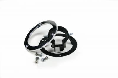 Accessories - Floor Mounts - ididit  LLC - Floor Mount Adjustable Trim Kit 2 1/4