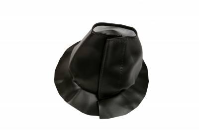 Accessories - Floor Mounts - ididit  LLC - Boot for Trim Kit Floor Mount Black