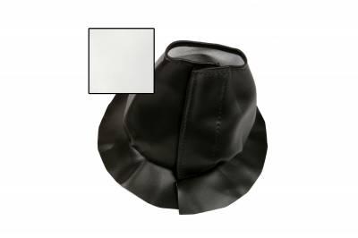 Accessories - Floor Mounts - ididit  LLC - Boot for Trim Kit Floor Mount Bone