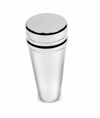 Accessories - Knobs, Levers & Shift Arms - ididit  LLC - Knob Gear Shift Polished