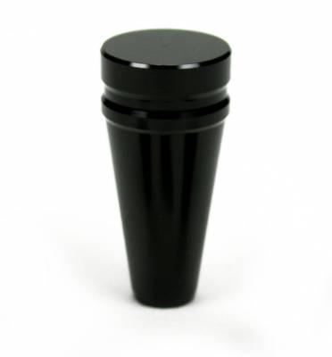 Accessories - Knobs, Levers & Shift Arms - ididit  LLC - Knob Gear Shift Black