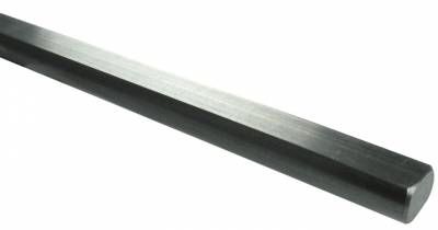 "Shafting - Steel Shafting - ididit  LLC - Steering Shaft  Steel  3/4DD Shaft  18"" Long"