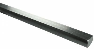 "Shafting - Steel Shafting - ididit  LLC - Steering Shaft  Steel  3/4DD Shaft  36"" Long"