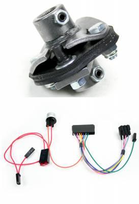 Accessories - Installation Kits - ididit  LLC - Installation Kit - 65-66 Impala Rear Steer - R/W - 13/16-36