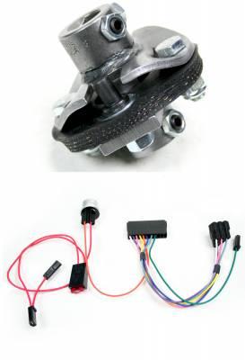 Accessories - Installation Kits - ididit  LLC - Installation Kit - 63 Corvette - RW