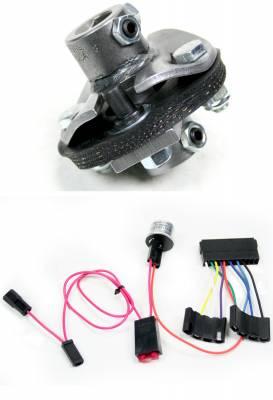 Accessories - Installation Kits - ididit  LLC - Installation Kit - 64-66 Corvette - R/W 3/4-36