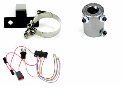 Accessories - Installation Kits - ididit  LLC - Installation Kit - 55 Chevy Column Shift - C/F/W