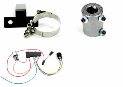 Accessories - Installation Kits - ididit  LLC - Installation Kit - 56 Chevy Column Shift - C/F/W