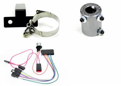 Accessories - Installation Kits - ididit  LLC - Installation Kit - 57 Chevy Column Shift - C/F/W