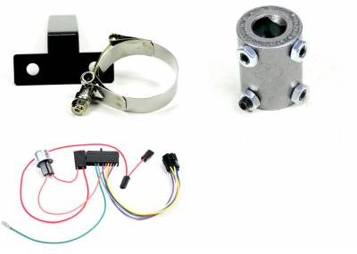Accessories - Installation Kits - ididit  LLC - Installation Kit - 56 Chevy Floor Shift - C/F/W