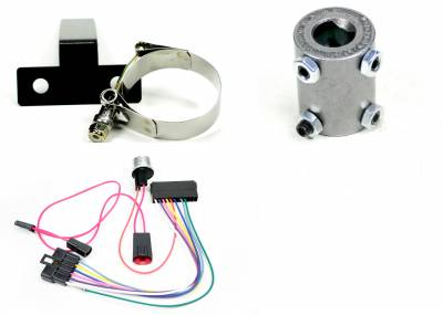 Accessories - Installation Kits - ididit  LLC - Installation Kit - 57 Chevy Floor Shift - C/F/W