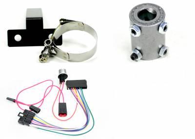 Accessories - Installation Kits - ididit  LLC - Installation Kit - 57 Chevy Floor Shift - C/F/W