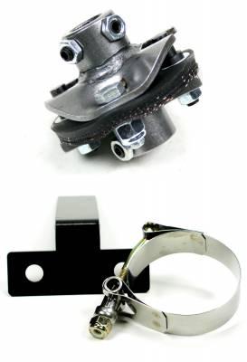 Accessories - Installation Kits - ididit  LLC - Installation Kit - 55-57 Chevy Floor Shift - R/F