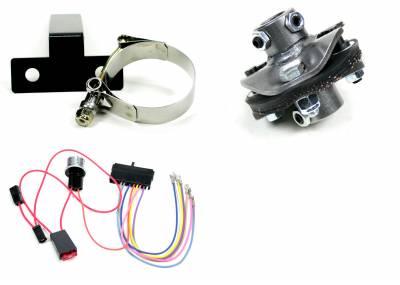 Accessories - Installation Kits - ididit  LLC - Installation Kit - 55 Chevy Floor Shift - R/F/W