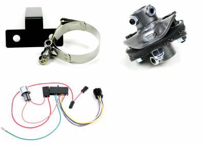 Accessories - Installation Kits - ididit  LLC - Installation Kit - 56 Chevy Floor Shift - R/F/W