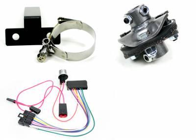 Accessories - Installation Kits - ididit  LLC - Installation Kit - 57 Chevy Floor Shift - R/F/W