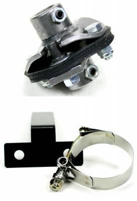Accessories - Installation Kits - ididit  LLC - Installation Kit - 55-57 Chevy Column Shift - R/F