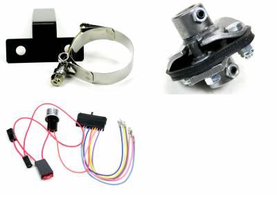 Accessories - Installation Kits - ididit  LLC - Installation Kit - 55 Chevy Column Shift - R/F/W
