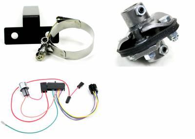 Accessories - Installation Kits - ididit  LLC - Installation Kit - 56 Chevy Column Shift - R/F/W