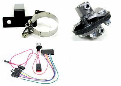 Accessories - Installation Kits - ididit  LLC - Installation Kit - 57 Chevy Column Shift - R/F/W